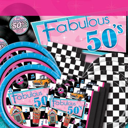 Fabulous 50s