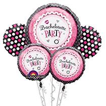Bachelorette Party Balloon Bouquet