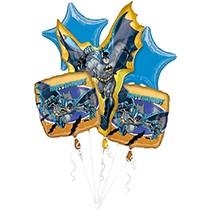 Batman Happy Birthday Balloon Bouquet