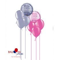 Happy Birthday Princess Balloons Bouquet